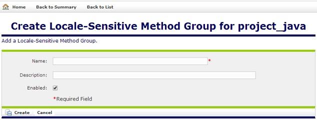 Finding Locale-Sensitive Methods - Globalyzer Internalization Help